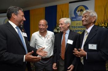 Chris Levy, Patrick, Ken Shwedel, D. Ali